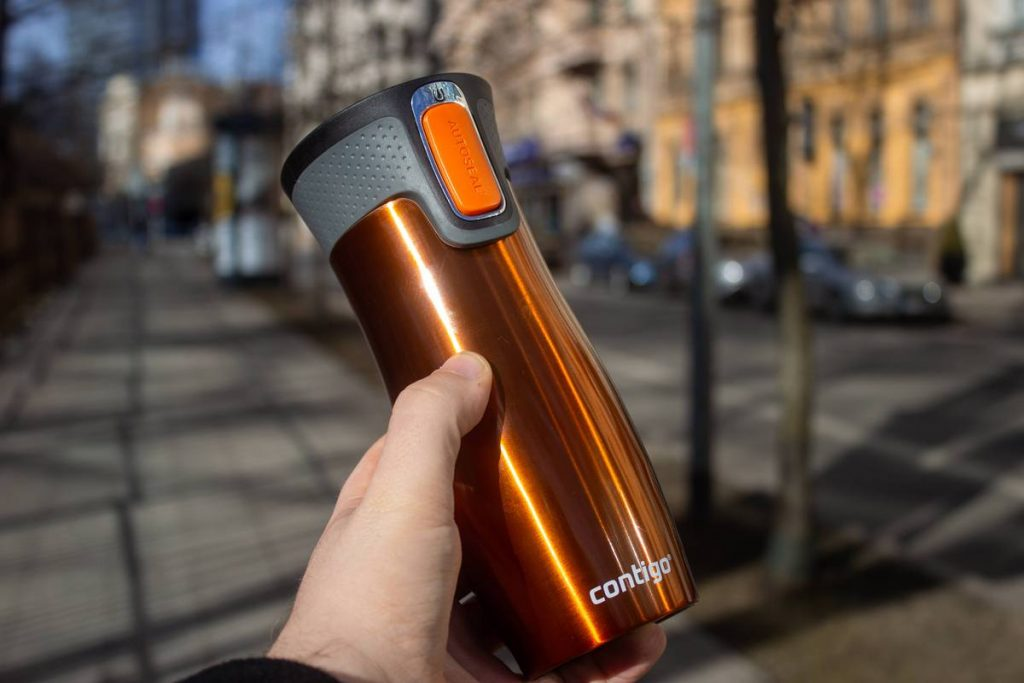 Contigo West Loop 16oz is easy to use and practical for daily life